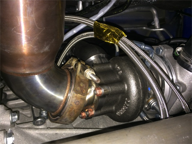 Garrett ATP Big Turbo Kit - WITH CUSTOM TUNE [Mk3_FoST_ATP_Package