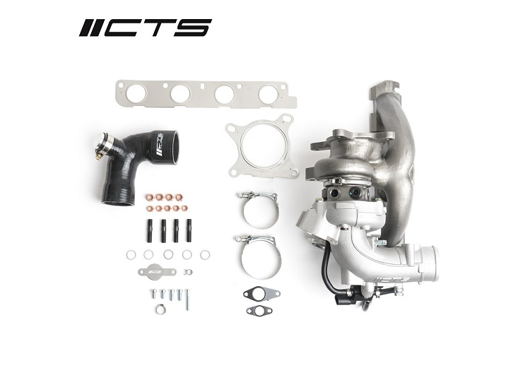 CTS Turbo K04-X Turbocharger Upgrade Mk.6 TSI 2.0- WITH PROTUNE