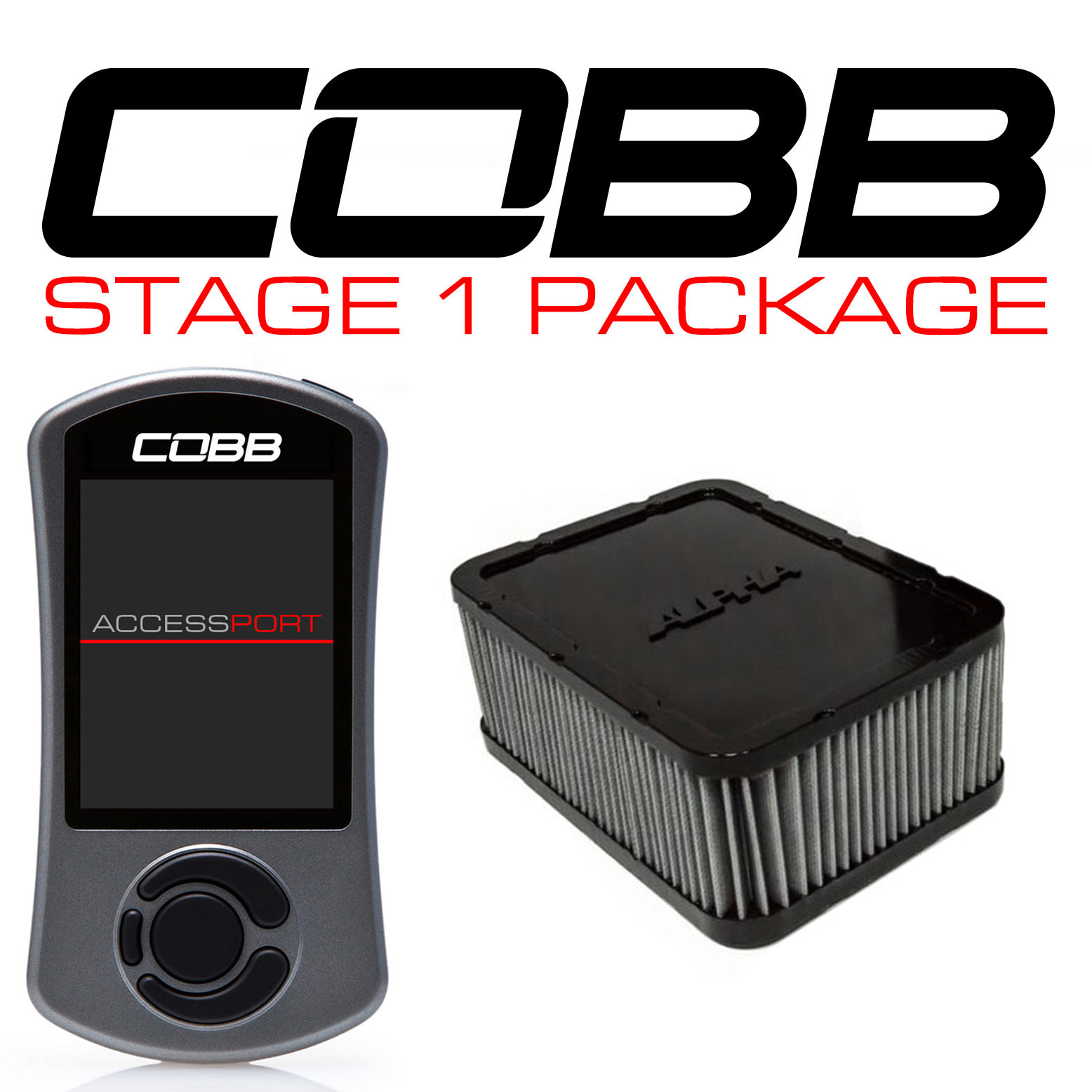 COBB Stage 1 Power Pack Macan Base 2017-2018 - WITH CUSTOM TUNE