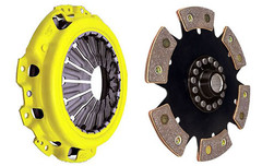 ACT Clutch Kit Heavy Duty PP 6 Puck Disc