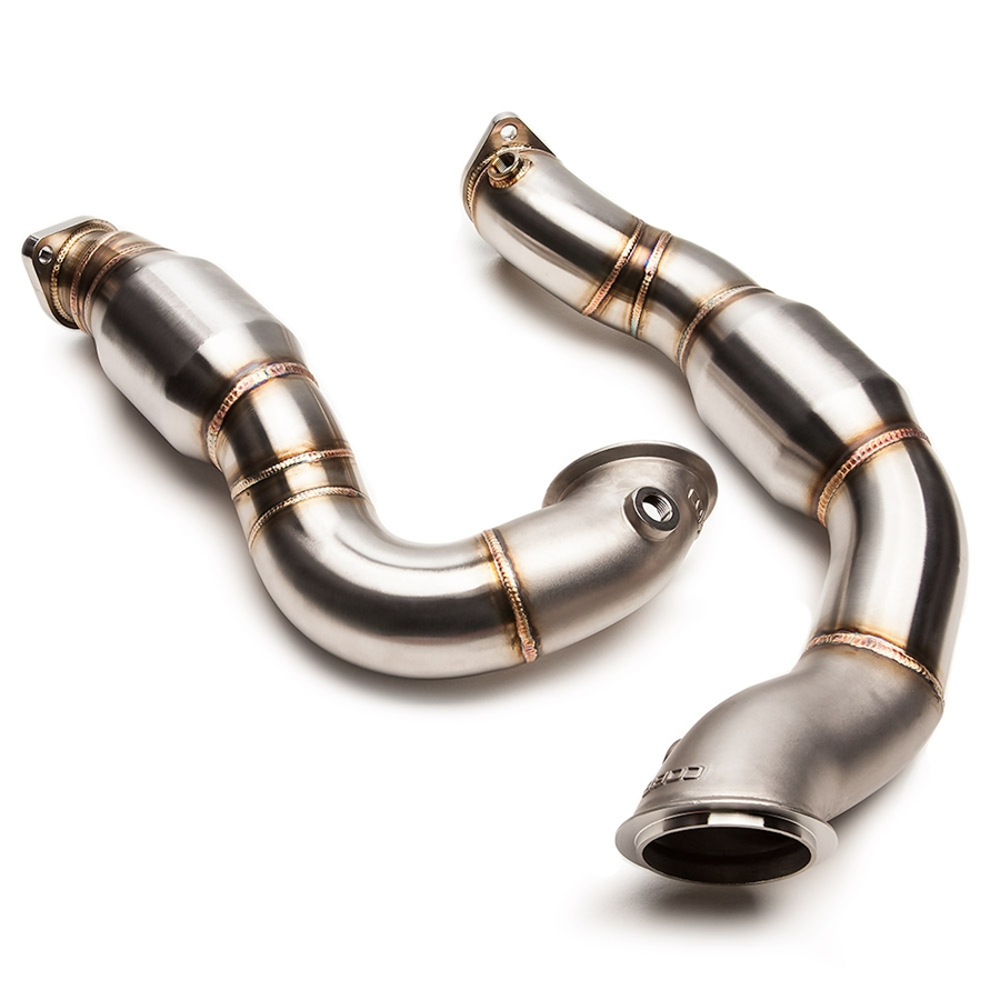 COBB N54 Catted Downpipes