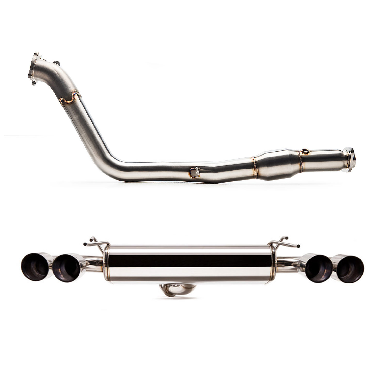 "COBB SS 3"" Turboback Exhaust"