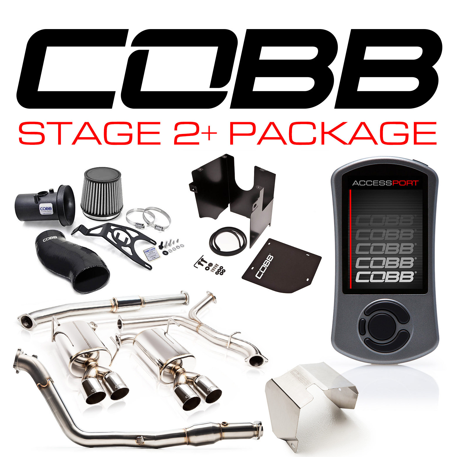 Cobb Stage 2 Power Package Sti Sedan 2011 2014 Cobb Sti Sedan Stg2p 615x82p 2 835 00usd Stratified Automotive Controls