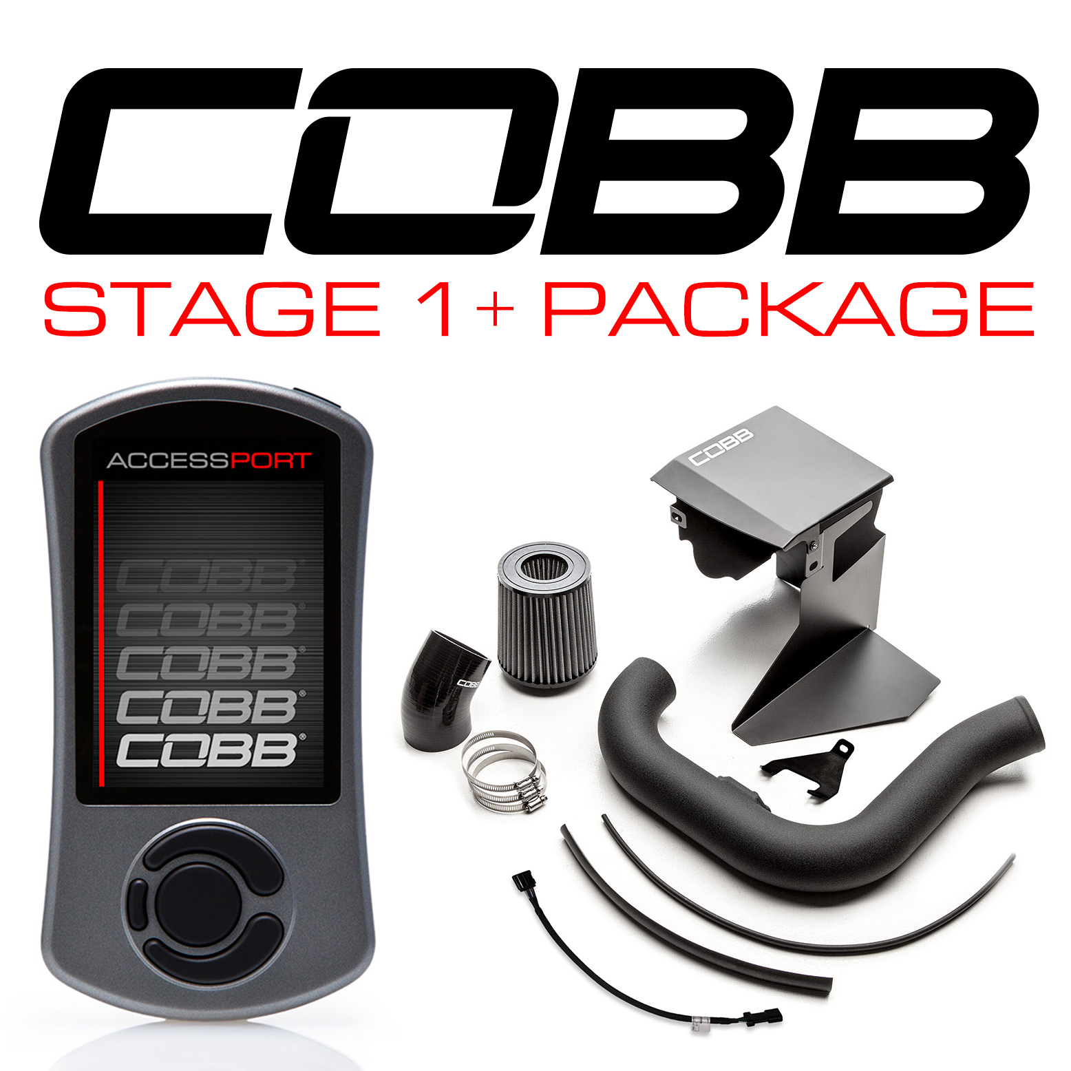 COBB Stage 1 + Big SF Power Package WRX 2015-2017