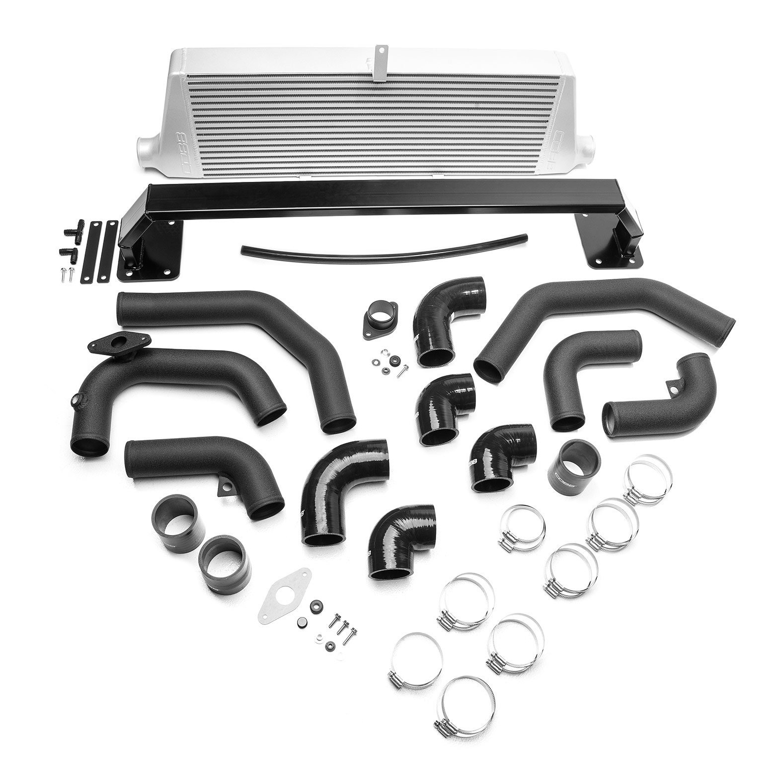 COBB Front Mount Intercooler Kit (Silver) WRX 2008-2014