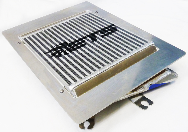 ETS Top Mount Intercooler MS3 Gen1/MS6 - WITH FLASH TUNE