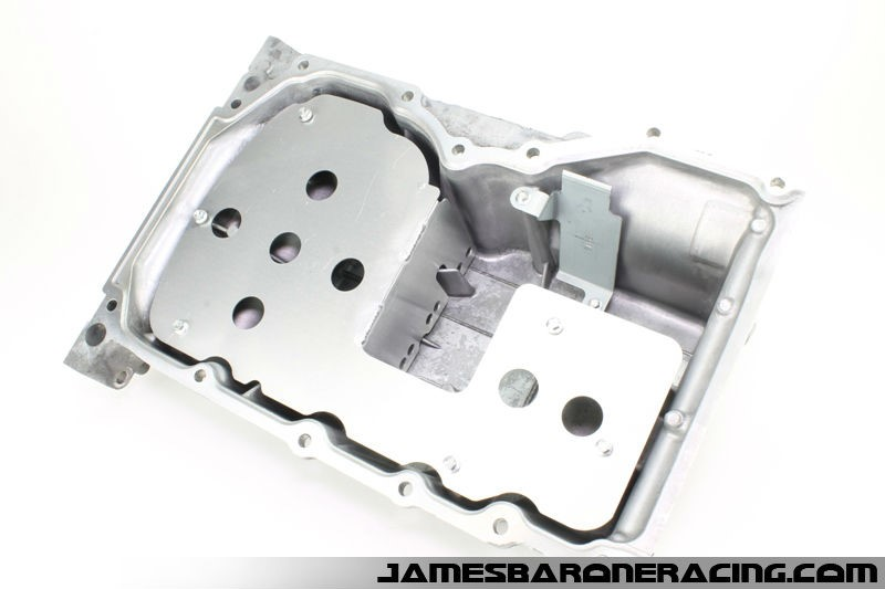 Oil Pan Baffle Kit