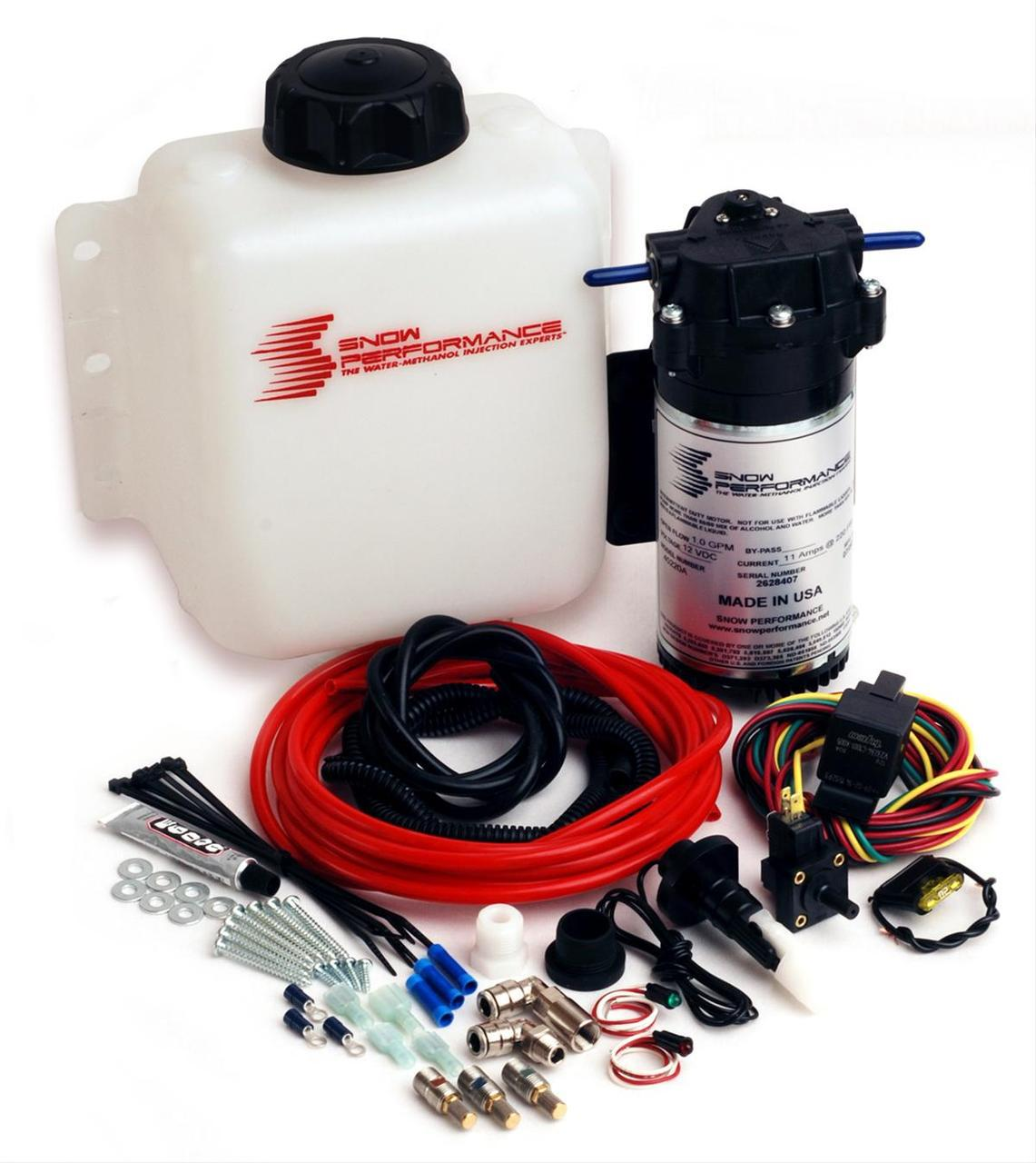 Snow Performance Stage 1 Boost Cooler Snowperformance 201 Wiring Diagram