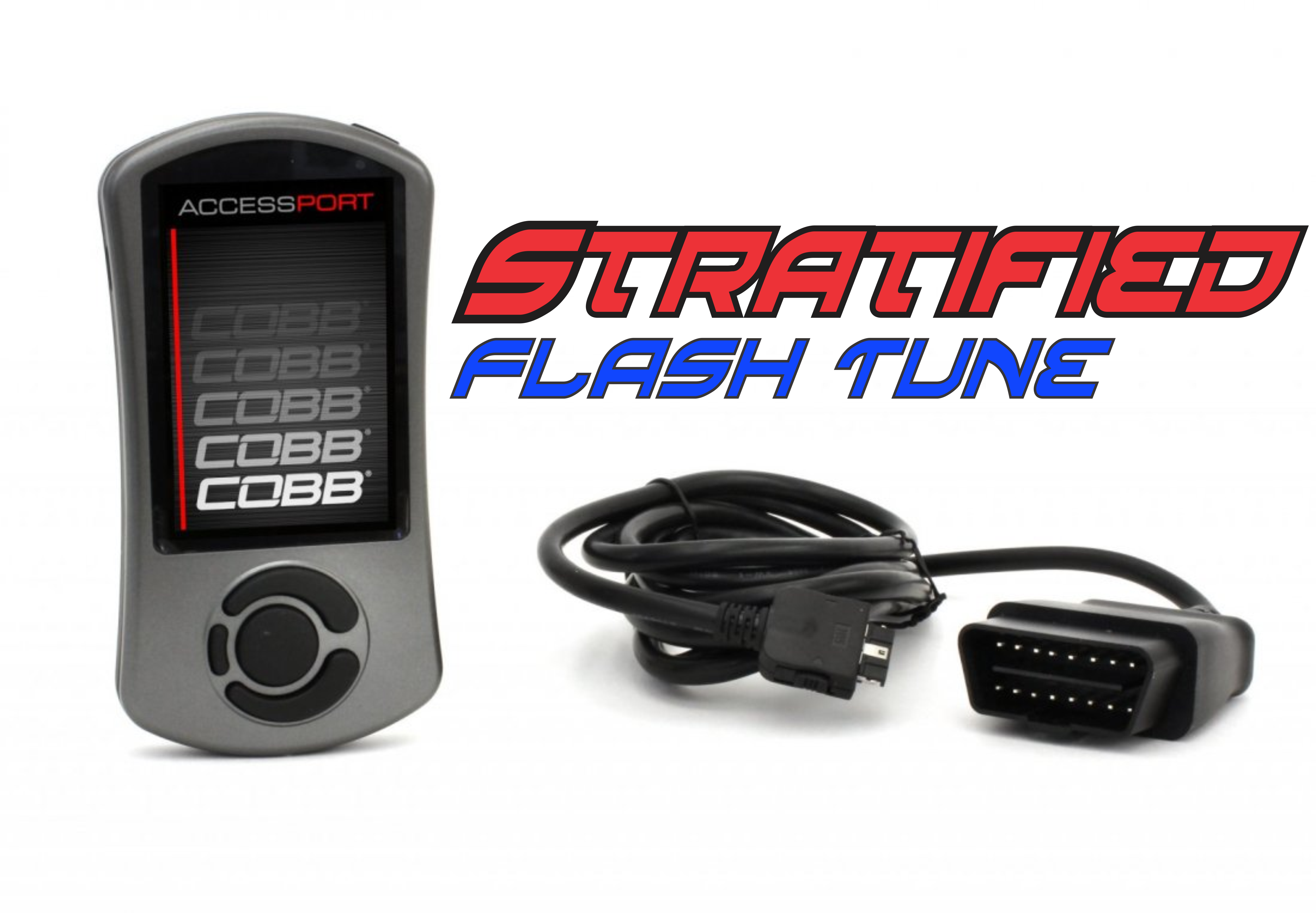 Focus ST COBB Accessport V3 With Stratified Flash Tune