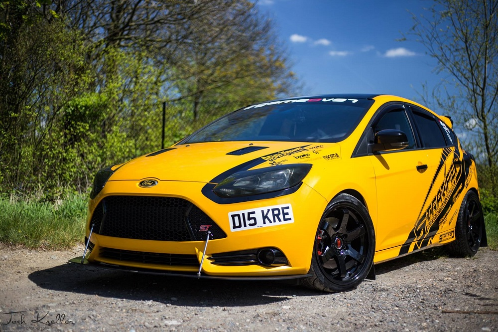 Focus ST COBB Accessport V3 With Stratified Custom Tune