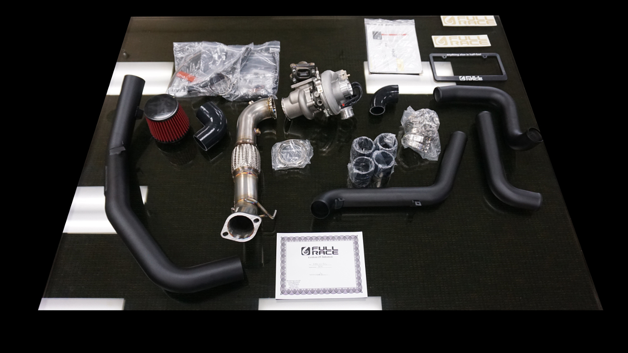 Full Race EFR Turbo Kit - WITH CUSTOM TUNE