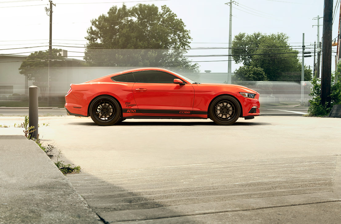 Mustang EcoBoost COBB Accessport V3 With Stratified ProTune