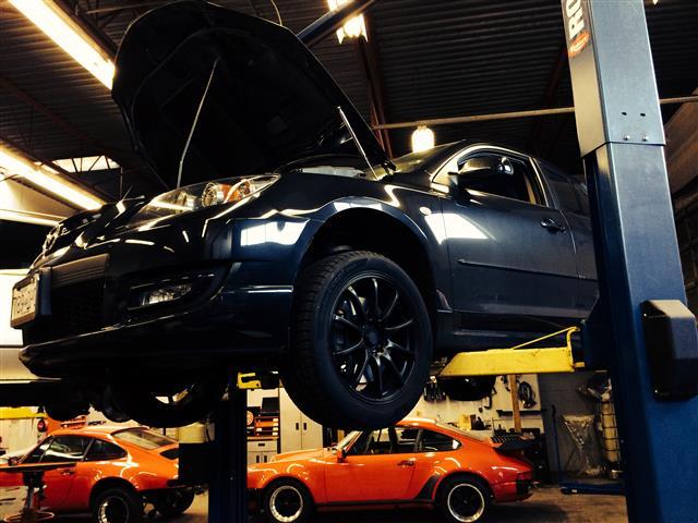 Stratified Automotive Controls